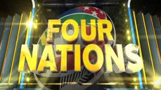 Four Nations Rugby League 2014