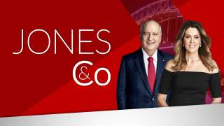Jones & Co with Alan Jones and Peta Credlin