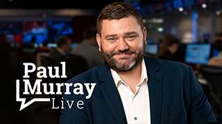 Paul Murray LIVE with Paul Murray