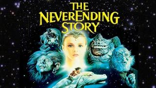 Movie - The Neverending Story (G)
