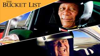 Movie - The Bucket List (M)