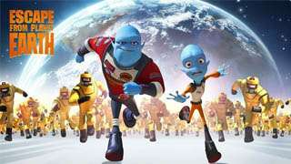 Movie - Escape from Planet Earth
