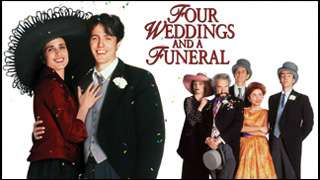 Movie - Four Weddings & a Funeral