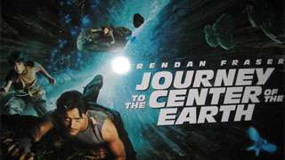 Movie - Journey to the Centre of the Earth (PG)